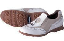 Madison II Almond Women's Golf Shoe
