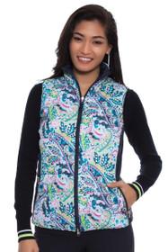 Paisley Reversible Vest
