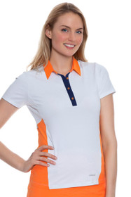 Annika Women's Without Walls Shelly Golf Polo Shirt