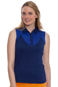 Annika Women's Without Walls Erica Sleeveless Golf Shirt