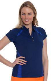 Annika Women's Without Walls Summer Golf Polo Shirt