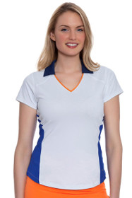 Annika Women's Without Walls Seren Golf Polo Shirt
