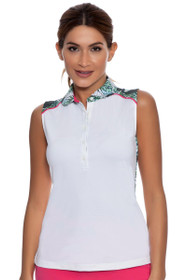 Lucille Golf Sleeveless Shirt