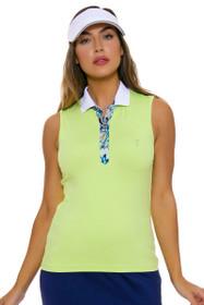 Golfino Women's Dream Cruise Dry Comfort Golf Sleeveless Shirt