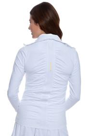 Essential Zip Up Jacket