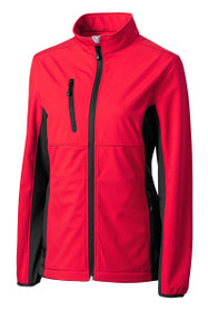 Clique Women's  Narvik Colorblock Softshell Jacket