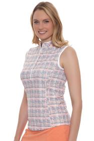 Fairway and Greene Women's Somerset Tabitha Sleeveless Golf Shirt