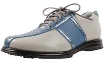 Sandbaggers Women's  Krystal Royal Lace Women's Golf Shoe