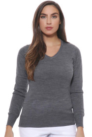 Douglas V Neck Sweater