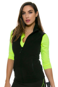 Cedar Park Full Zip Fleece Vest
