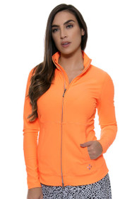 Jofit Women's Sonoma Sport Vitality Tangerine Jacket