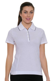 Cutter Tipped Golf Polo Shirt