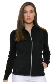 Cutter & Buck Women's Pearl Cora Quilted Sweater Jacket