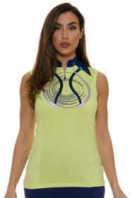 Green Tea Golf Sleeveless Shirt