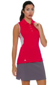 Adidas Women's Energy Ultimate 365 Adistar Grey Golf Skort