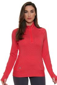 Half Zip Rangewear Pink Jacket