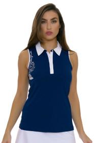 Annika Women's Above Board Nova Careen Golf Sleeveless Shirt