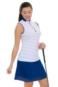 Annika Women's Above Board Nova Kiri Knit Golf Skort