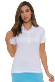 Callaway Women's Core Opti Stretch Golf Short Sleeve Polo
