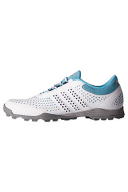 Adidas Women's Blue Glow Adipure Sport Golf Shoes