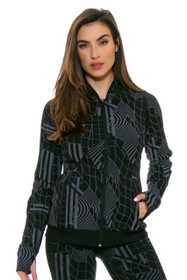 MPG Women's Illuminati High-Vis Reflective Jacket
