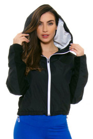 MPG Women's Futura Hoodie Jacket