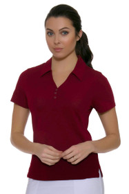 Cutter & Buck Women's Basics Chutney Championship Golf Short Sleeve Polo