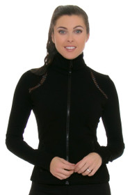 Electric Yoga Women's Spring Fishers Black Jacket