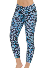 PrismSport Women's Fitspo Pixie Workout Legging