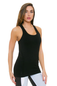 MPG Women's Liza Racerback Seamless Workout Tank