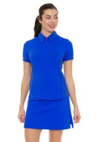 Lole Women's Spring Brooke Dazzling Blue Golf Skort