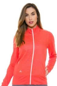 Adidas Women's Easy Coral Technical Lightweight Wind Jacket