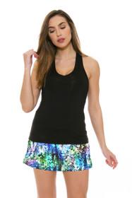 Allie Burke Women's Watercolor Print Tennis Skirt