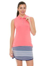 Adidas Women's Light Grey Heather Rangewear Fashion Golf Skort