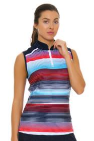 GGBlue Women's Olympic Era Serena Anthem Golf Sleeveless