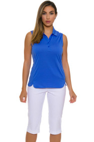 EP Pro NY Women's Basics Bi-Stretch Pull On Pedal Pusher