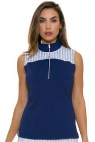 Fairway & Greene Women's Cascade Cate Golf Sleeveless Shirt