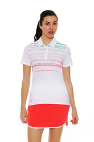 Adidas Women's Easy Coral Rangewear Golf Skort