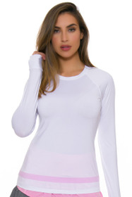Fila Women's Simply Smashing Tennis Long Sleeve