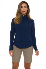 Greg Norman Women's Essentials ML75 Microlux Khaki Golf Shorts