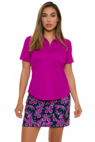 Greg Norman Women's Savannah Floral Golf Skort