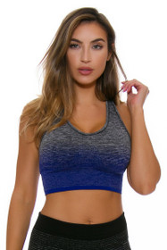 Electric Yoga Women's Faded Ombre Sports Bra
