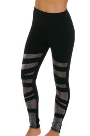 Electric Yoga Women's The Diamond Workout Legging