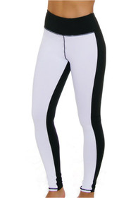 Electric Yoga Women's Tuxedo Woman Workout Legging