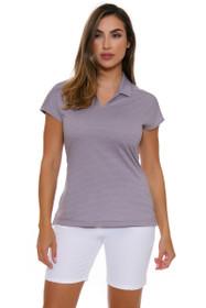 Adidas Women's Energy White Essential Lightweight Golf Short