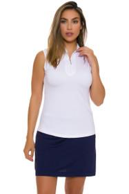 EP Pro NY Women's Basics Bi-Stretch Pull On Golf Skort - Navy or Khaki