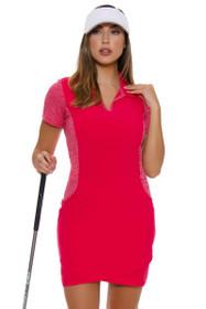 Adidas Women's Energy Pink Rangewear Golf Dress