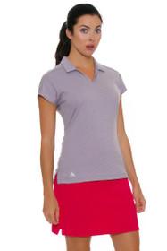 Adidas Women's Energy Pink Ultimate Adistar Golf Skort