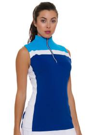 Annika Women's Warrior Kaloni Golf Sleeveless Shirt