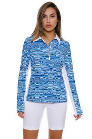 Annika Women's Warrior White Sage Golf Short